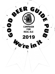 The Good pub Guide 2019 Chelmsford