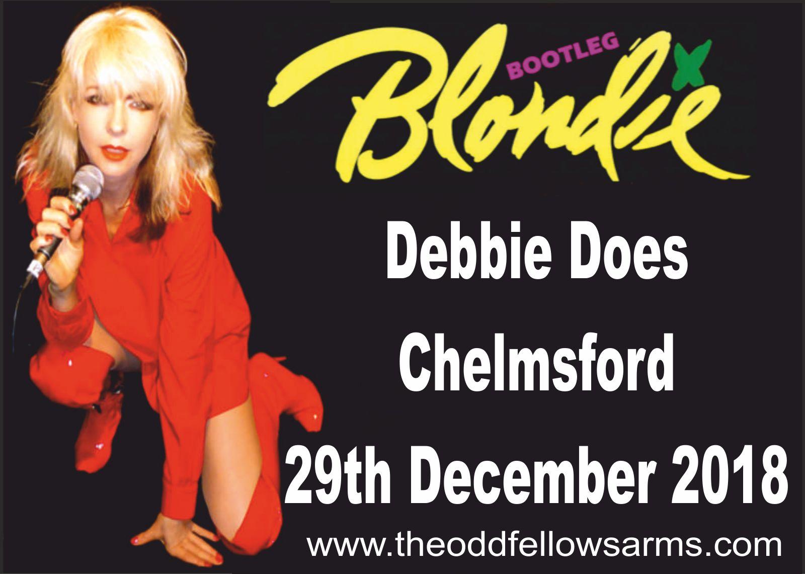 Blondie 29th December