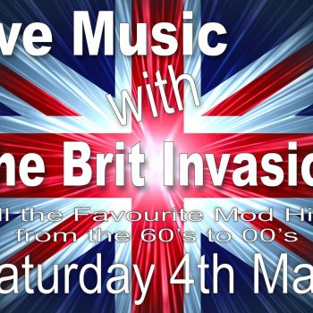 Brit Invasion 4 May 2019